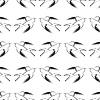 Векторный клипарт: Полет ласточки Бесшовные шаблон. Птица Фон