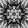 Векторный клипарт: Творческий Декоративные Серый шаблон