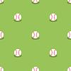 Baseball Seamless Pattern. Sport Hintergrund