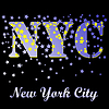 New York T-shirt Emblem. Vintage Sport Pattern | Stock Vector Graphics
