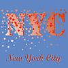 New York T-shirt Emblem.Print Typography | Stock Vector Graphics