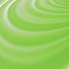Vektor Cliparts: Abstrakte glühende Grüne Wellen