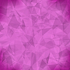 Vektor Cliparts: Pink Light Polygonal Mosaik-Hintergrund