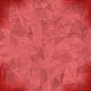 Vektor Cliparts: Red Light Polygonal Mosaik-Hintergrund