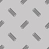 Vektor Cliparts: Metallic-grau Frühling