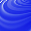 Vektor Cliparts: Abstract Glowing Blue Waves