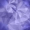 Vektor Cliparts: Abstrakte blaue Muster