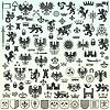Heraldische Design-Elemente