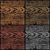 Vektor Cliparts: Dunkles Holz Textur Hintergrund