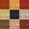 Vektor Cliparts: Farbe Holz Textur Hintergrund