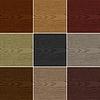 Vektor Cliparts: Neun Farbe Holz Textur Hintergrund