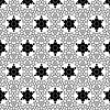 Primitive simple retro seamless pattern with lines   Stock Vector Graphics