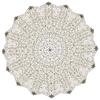 Cute abstract beige feminine pattern   Stock Vector Graphics