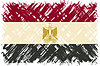 Egyptian Grunge-Flag.