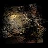 Vektor Cliparts: Grunge-Hintergrund 02 schwarz