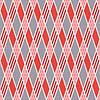 Rombowy wzór bez szwu w kolorze różowym szarym modnych kolorach | Stock Vector Graphics