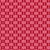 Векторный клипарт: Бесшовные шаблон в красных и розовых тонах