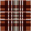 Векторный клипарт: Бесшовные, как трикотажной ткани в коричневый и GRE