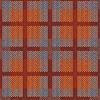 Векторный клипарт: Бесшовные, как трикотажные ткани, главным образом, в коричневом цвете