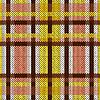 Vektor Cliparts: Nahtlos gestrickt Muster in braun, gelb und weiß