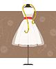 Mannequin mit Kleid