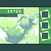 Abstrakcyjna Akwarele stylu Ulotka projektu | Stock Vector Graphics