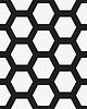 Honeycomb nahtlose Muster