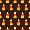 Candy corn pattern | Stock Vector Graphics