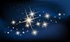 Constellaton and Galaxy   Stock Vector Graphics