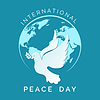International Peace Day | Stock Vector Graphics