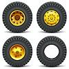 Baumaschinen Wheels