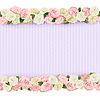 Hochzeits-Blumen-Rahmen