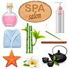 SPA Icons Set  | Stock Vector Graphics