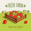 Fresh farm | Stock Vector Graphics