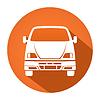 Silhouette des Autos | Stock Vektrografik