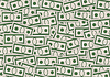 Dolarów w tle | Stock Vector Graphics