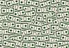 Dollars background | Stock Vektrografik