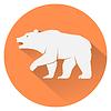 Niedźwiedź symbolem | Stock Vector Graphics