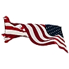 American flag | Stock Vector Graphics