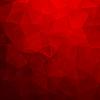 abstrakter roten geometrischen Dreieck Hintergrund