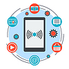 Mobile Services-Konzept