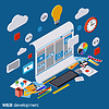 Web-Design, Entwicklung, Website-Bau