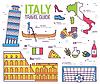 Land Italien Reise Führung von Waren, Orte in dünn