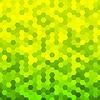 abstrakter grünen und gelben Hintergrund