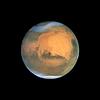 Векторный клипарт: реалистичное планета Марс