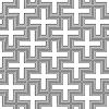 Vektor Cliparts: hinduism Swastika Ornament-Muster