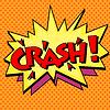 Crash-Comic-Sprechblase