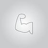 Fitness Arm icon