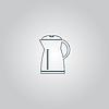 Wasserkocher Symbol