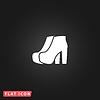 Zwei Frauen-Schuhe